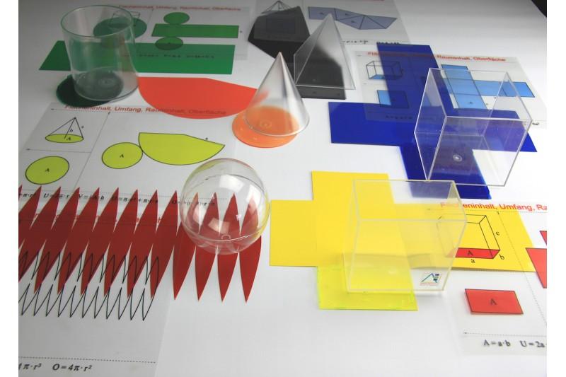 Geometrical Shape Set
