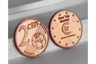 2 Euro - Cent. 100 pcs