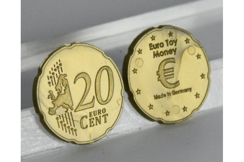 20 Euro - Cent. 100 pcs