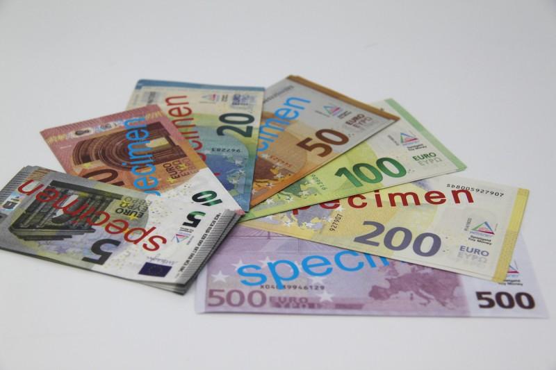 Euro Banknotes. big set (140 pcs)