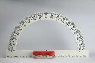 PROFI - Protractor 180° 50 cm