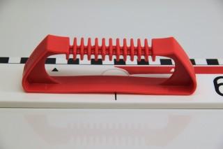 magnetic PROFI - Protractor 180° 50 cm