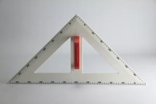 PROFI - Set square 45° 60 cm