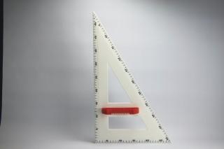 PROFI - Set square 60° 50 cm