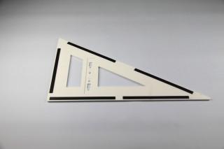 magnetic PROFI - Set square 60° 50 cm