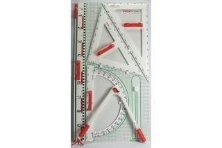 Magnetic Blackboard Drawing Set III