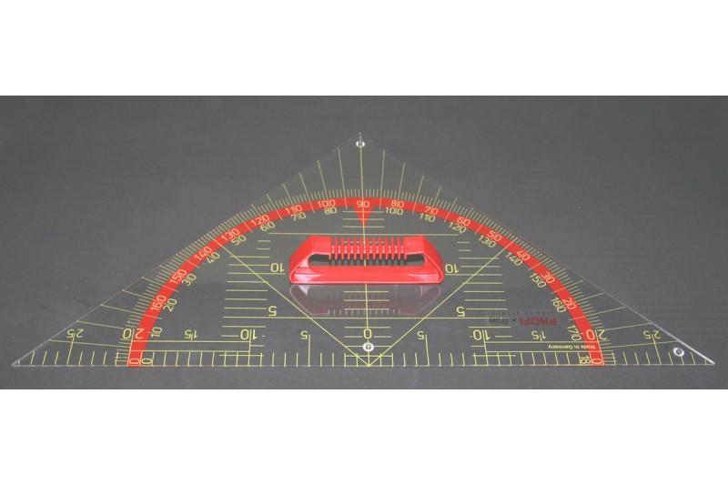 Magnetic Geo set 45° 60cm