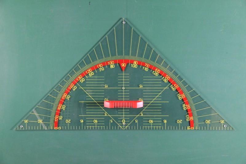 Magnetic Geo set 45° 80cm