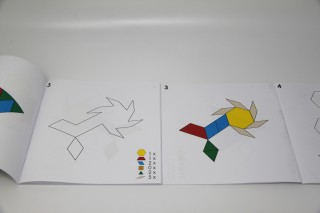 Example Book. for Pattern Blocks