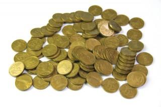 50 Euro - Cent 100 pcs